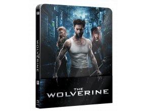 Wolverine (Blu-ray, steelbook s lentikulární kartou)