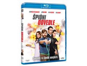 Špióni odvedle (Blu-ray)