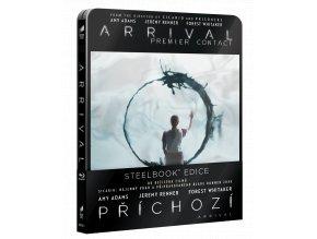 Příchozí (Blu-ray, steelbook)