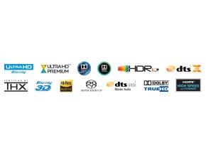 HDMI kabel Pixelgen Design PXLDRIVE Max 4k Interconnect s THX certifikací