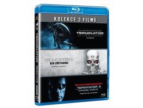 Terminátor 1-3 (Blu-ray kolekce)