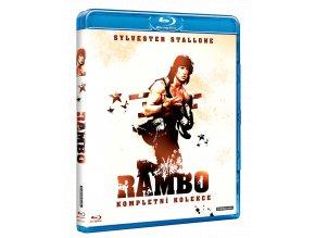 Rambo (Blu-ray kolekce 1-3)