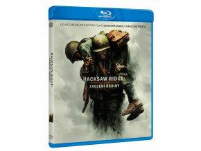 Hacksaw Ridge: Zrození hrdiny (Blu-ray)