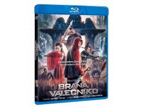 Brána válečníků (Blu-ray)