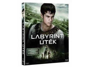 Labyrint: Útěk (Blu-ray s komiksem)