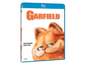 Garfield ve filmu (Blu-ray)