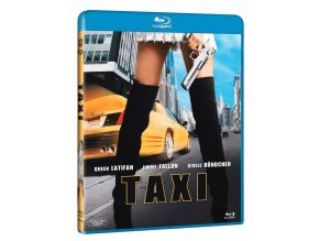 Taxi 2004 (Blu-ray)