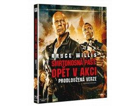 Smrtonosná past 5: Opět v akci (Blu-ray, prodloužená verze)