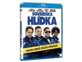Sousedská hlídka (Blu-ray)