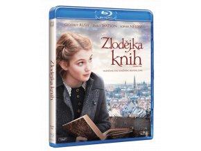 Zlodějka knih (Blu-ray)
