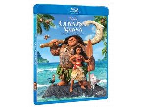 Odvážná Variana (Moana): Legenda o konci světa (Blu-ray)