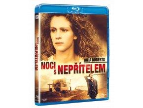 Noci s nepřítelem (Blu-ray)