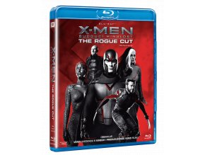 X-Men: Budoucí minulost (Rogue Cut) (Blu-ray)