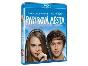 Papírová města (Blu-ray)