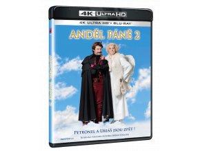 Anděl páně 2 (4k Ultra HD Blu-ray)
