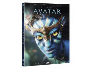 Avatar (Blu-ray 3D + DVD)