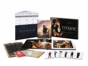 Titanic (Blu-ray 3D, sběratelská edice)