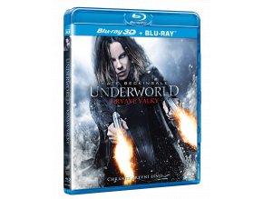 Underworld: Krvavé války (Blu-ray 3D + Blu-ray 2D)