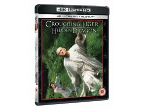 Tygr a Drak (4k Ultra HD Blu-ray + Blu-ray)