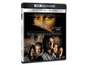 Šifra Mistra Leonarda (4k Ultra HD Blu-ray)