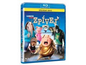 Zpívej (Blu-ray)