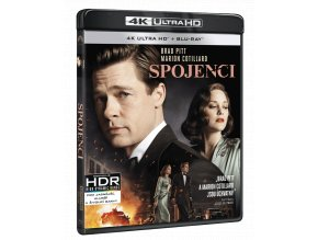 Spojenci (4k Ultra HD Blu-ray)