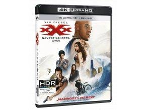 xXx: Návrat Xandera Cage (4k Ultra HD Blu-ray)