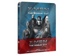 X-Men: Budoucí minulost - Rogue Cut (Blu-ray, Steelbook)