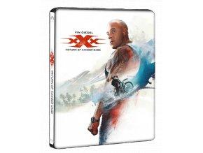 xxx navrat xandera cage blu ray steelbook b