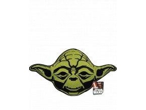 Polštář Star Wars (Mistr Yoda)