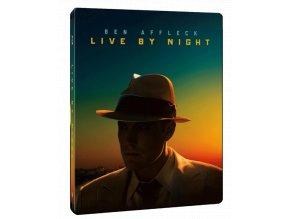 Pod rouškou noci (Blu-ray, Steelbook)
