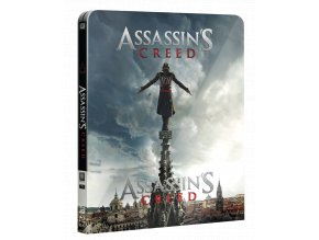 Assassin´s Creed (Blu-ray 3D + 2D, Steelbook)