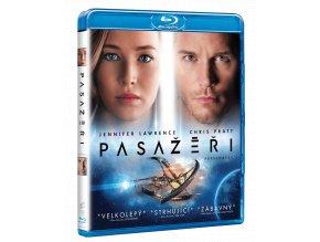Pasažéři (Blu-ray)