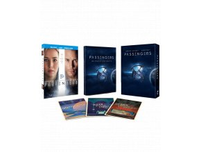 Pasažéři (Blu-ray, Speciální edice)