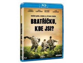 Bratříčku, kde jsi? (Blu-ray)