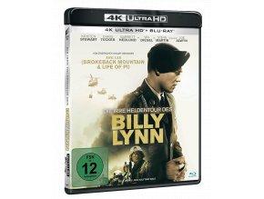 Ulička slávy (4k Ultra HD Blu-ray + Blu-ray)