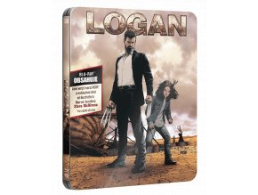 Logan (Blu-ray, Steelbook)
