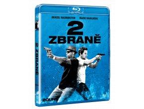2 Zbraně (Blu-ray)
