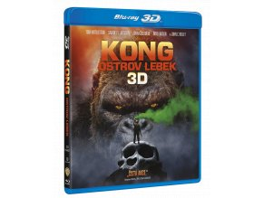 Kong: Ostrov lebek (Blu-ray 3D)