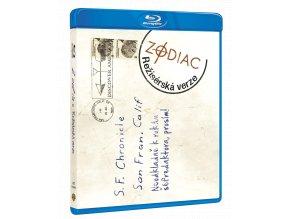 Zodiac (Režisérská verze, Blu-ray)