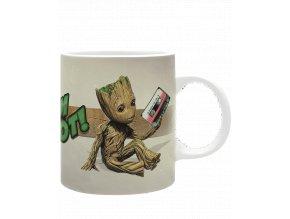 Hrnek Guardians of the Galaxy (Strážci Galaxie) - I am Groot