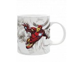 Hrnek Iron Man - přední strana