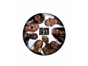 Podložka pod myš Walking Dead (Živí mrtví)