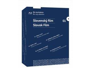 Slovenský film 1 (Blu-ray kolekce)