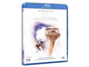 E.T. - Mimozemšťan (Kolekce Mistrovské dílo 2015)