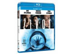 Život (Blu-ray + DVD combo)