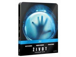 Život (Blu-ray, Steelbook)