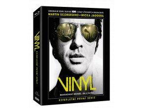 Vinyl - 1.sezóna  (Viva balení)