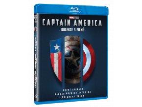 Captain America - trilogie