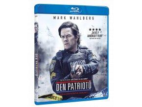 Den patriotů (Blu-ray)